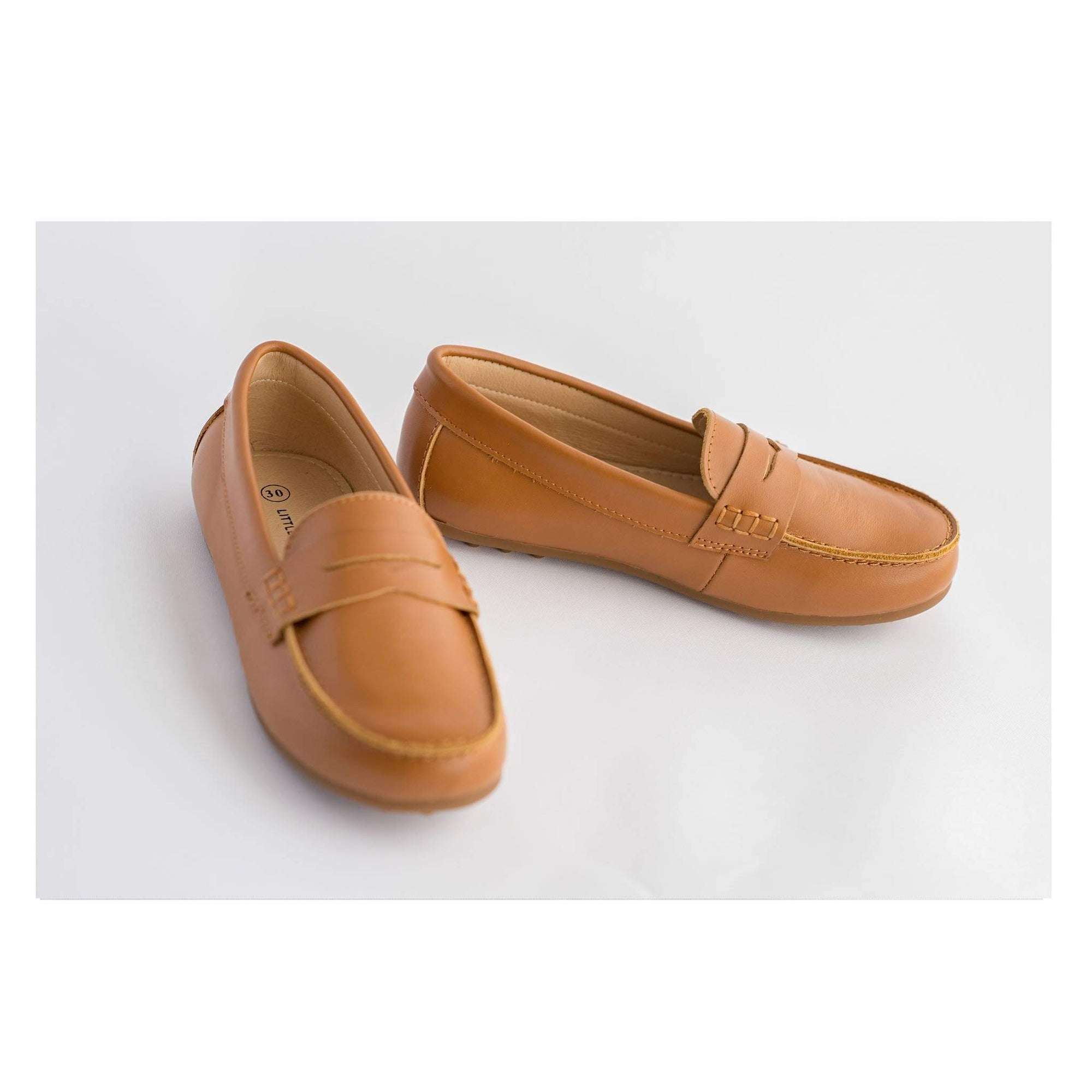 Little Entourage Joseph Loafer Tan