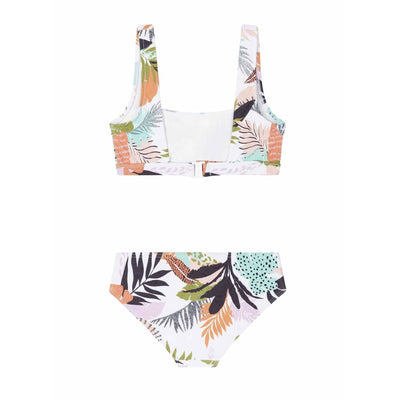 Seafolly Tropical Punch Square Neck Tankini