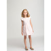 Carrement Beau Frilled Dress Pale Pink Y12213/45S