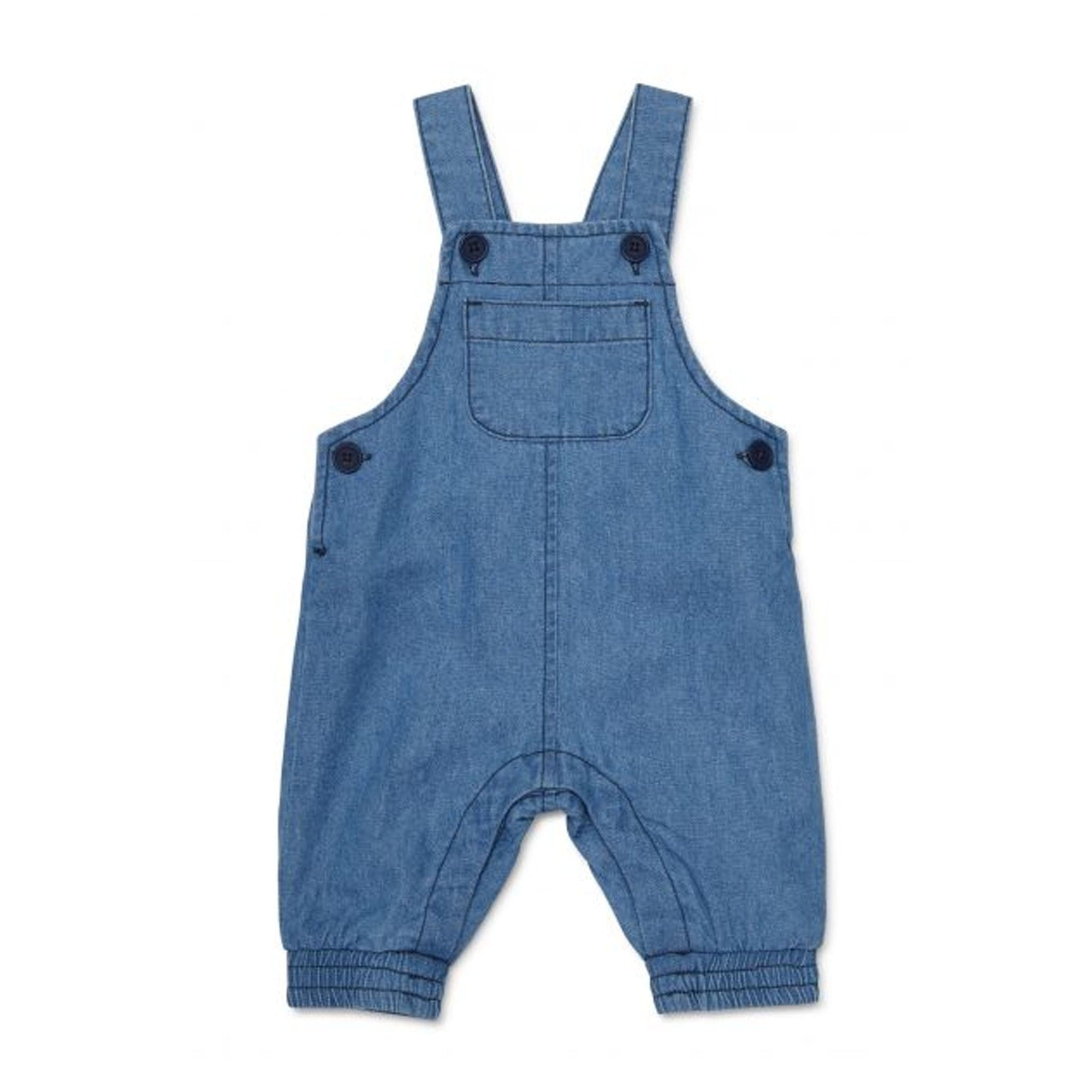 Marquise Denim Chambray Overall