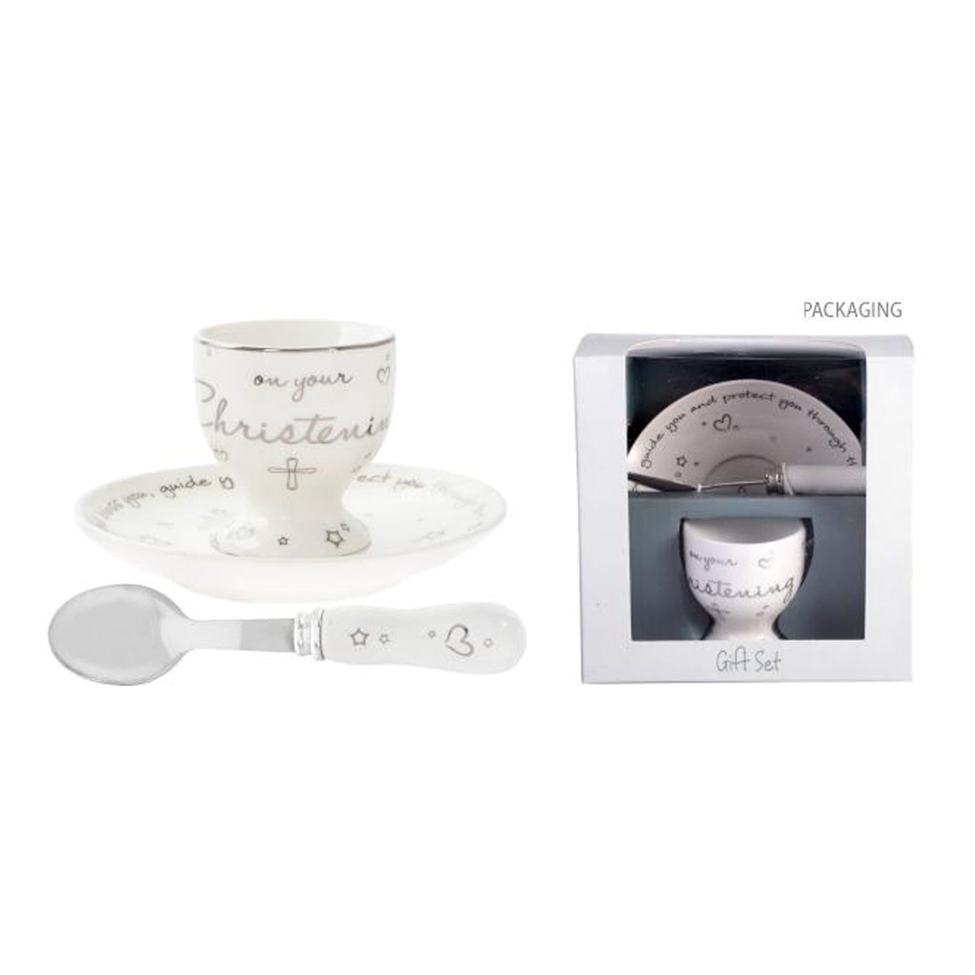 Christening 3 Piece Gift Set