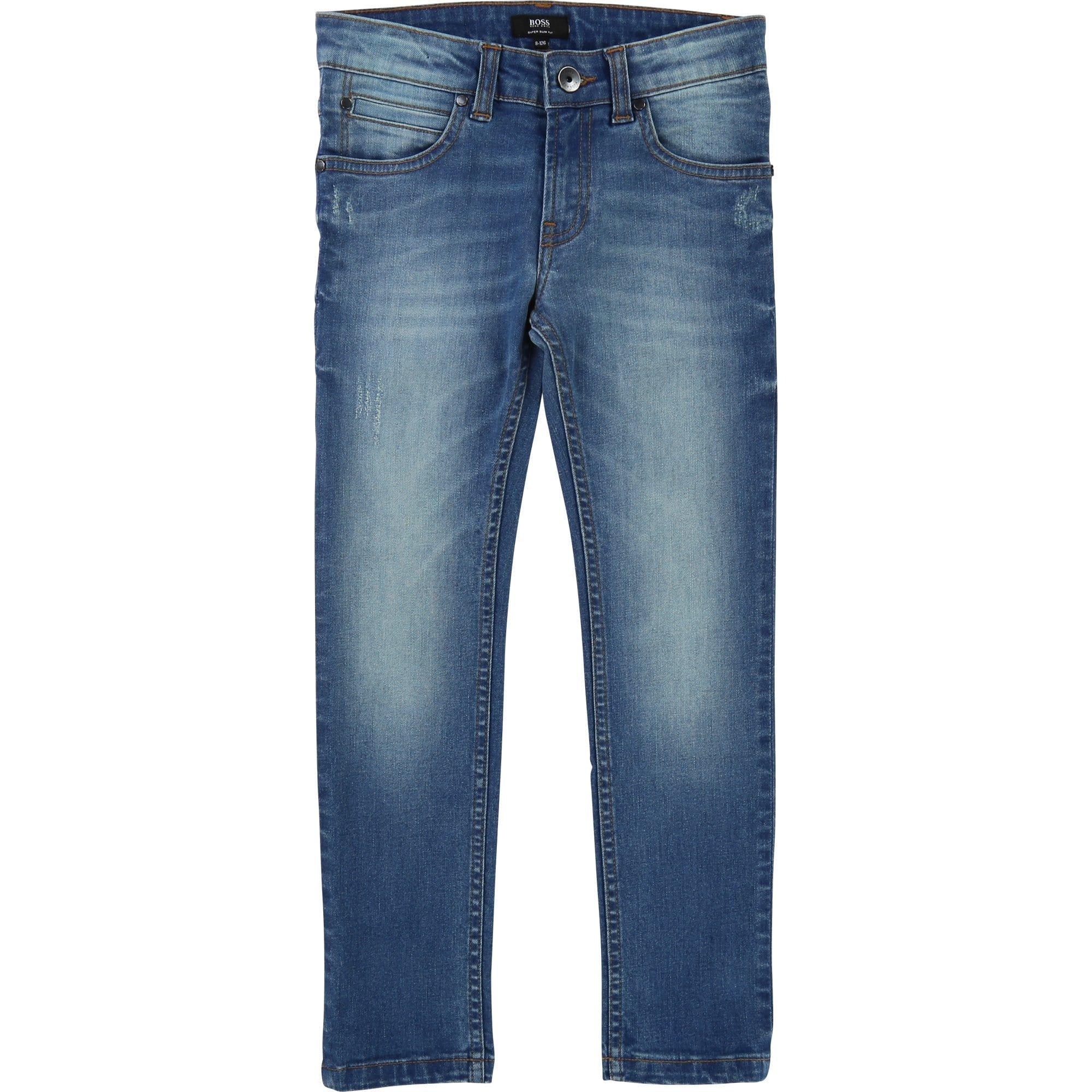 Hugo Boss Double Stone Denim Jeans (4715710972035)
