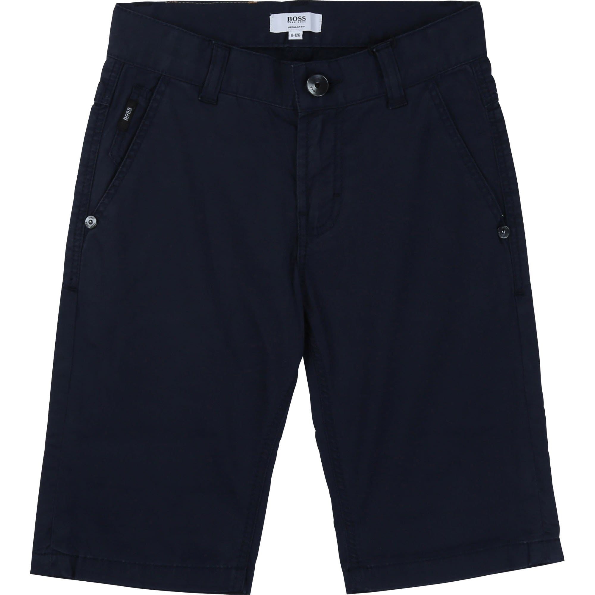 Hugo Boss Chino Shorts - Navy J24629/849