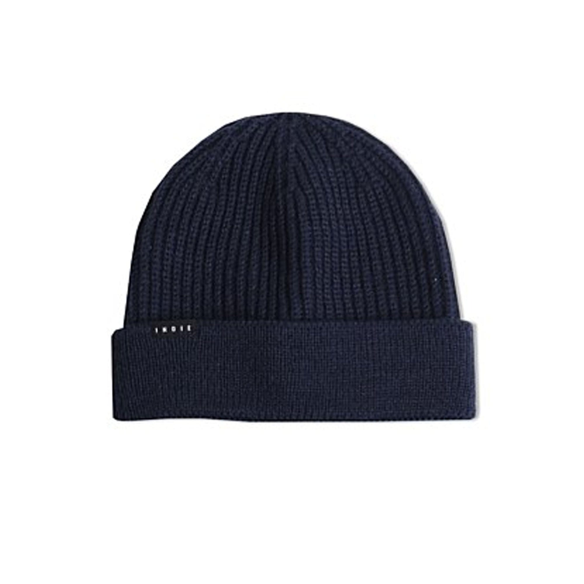 Industrie Kids Roll Beanie - Petrol