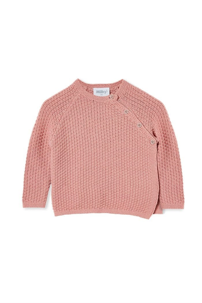 Milky Baby Knit