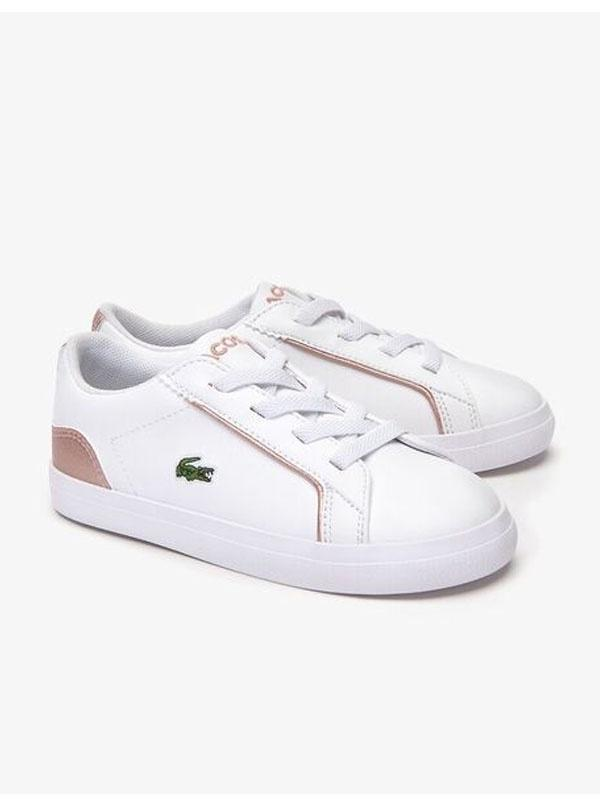 Lacoste LEROND 319 2 CUI CU Pink Baby/Toddler/Kids (4670768480387)
