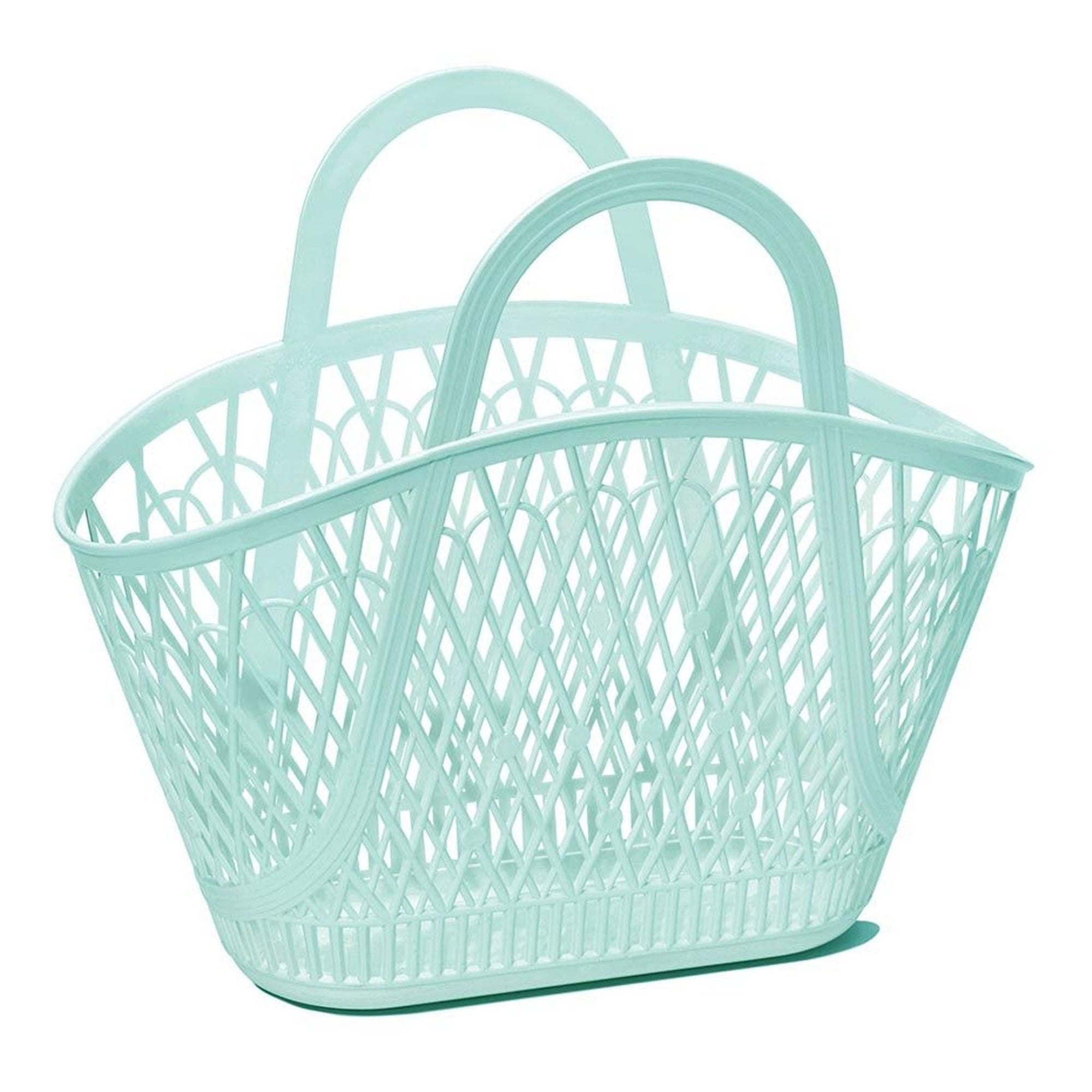Sun Jellies Betty Basket - Mint