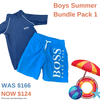 Boys Summer Bundle Pack 1