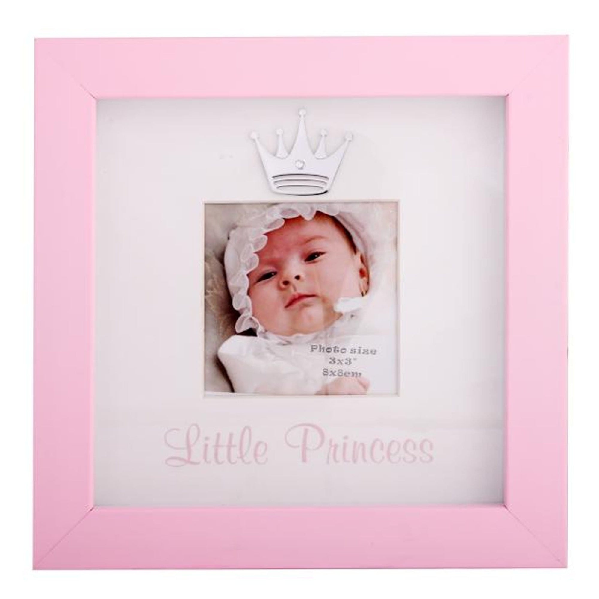 Box Frame Little Princess 3x3