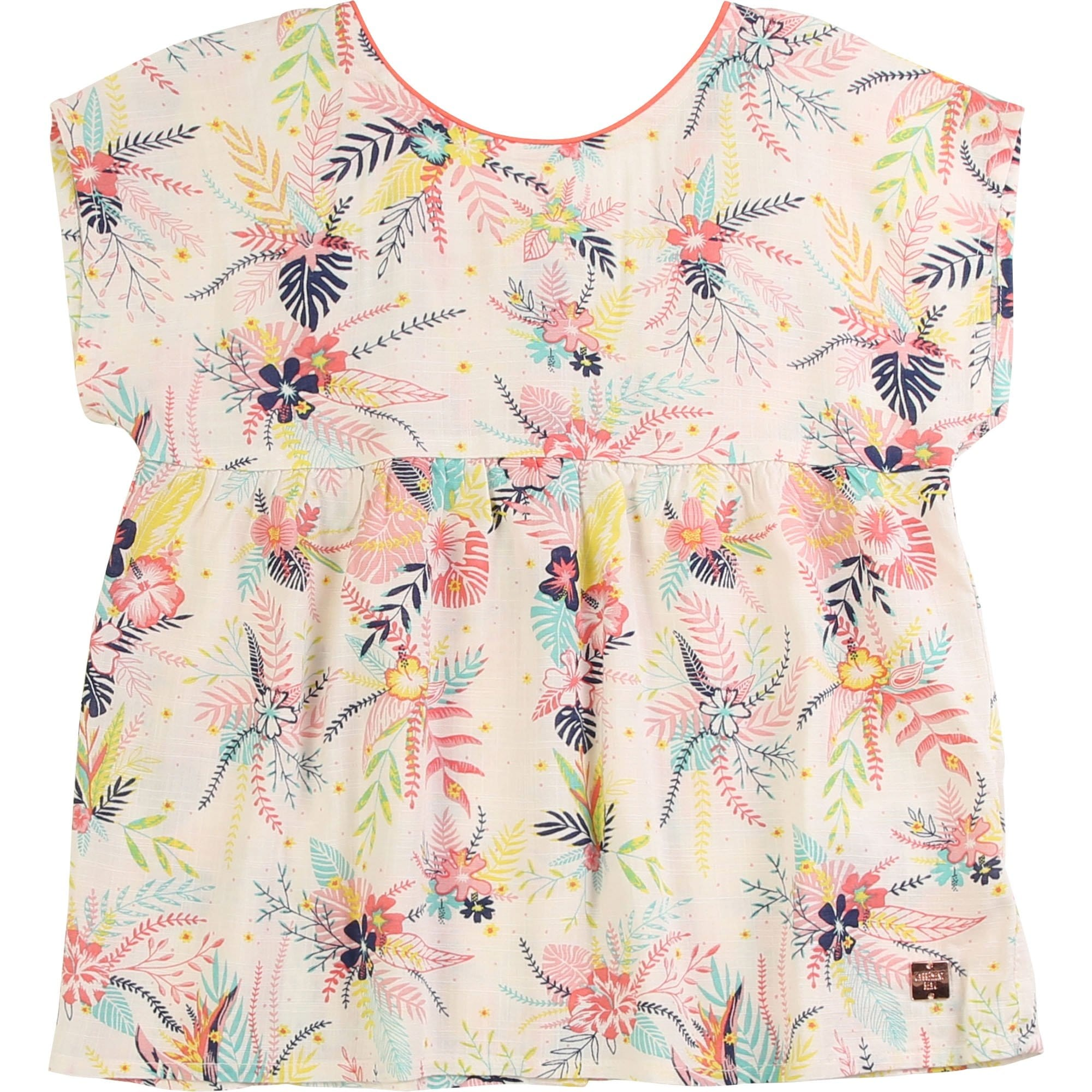 Carrement Beau Floral Top
