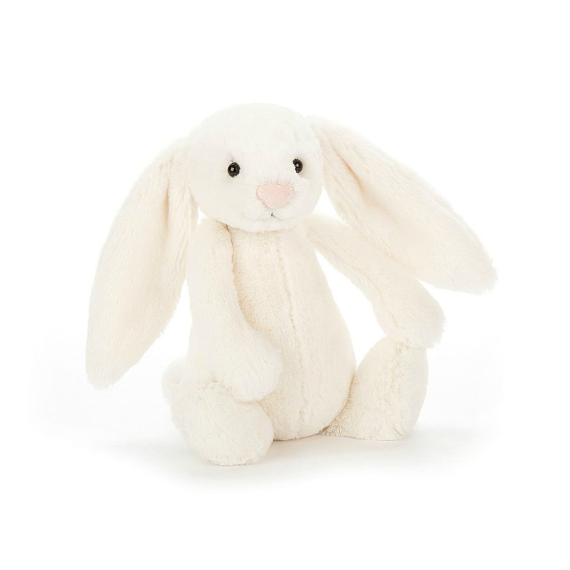 Jelly Cat Bashful Cream Bunny Small