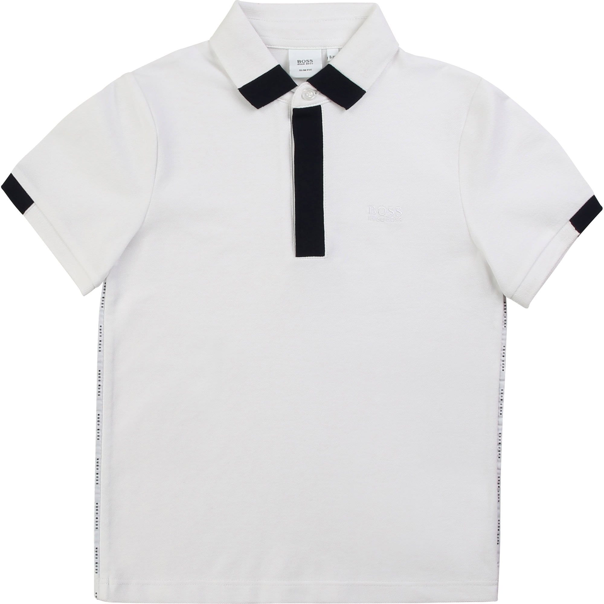 Hugo Boss Short Sleeve Polo J25E93/10B