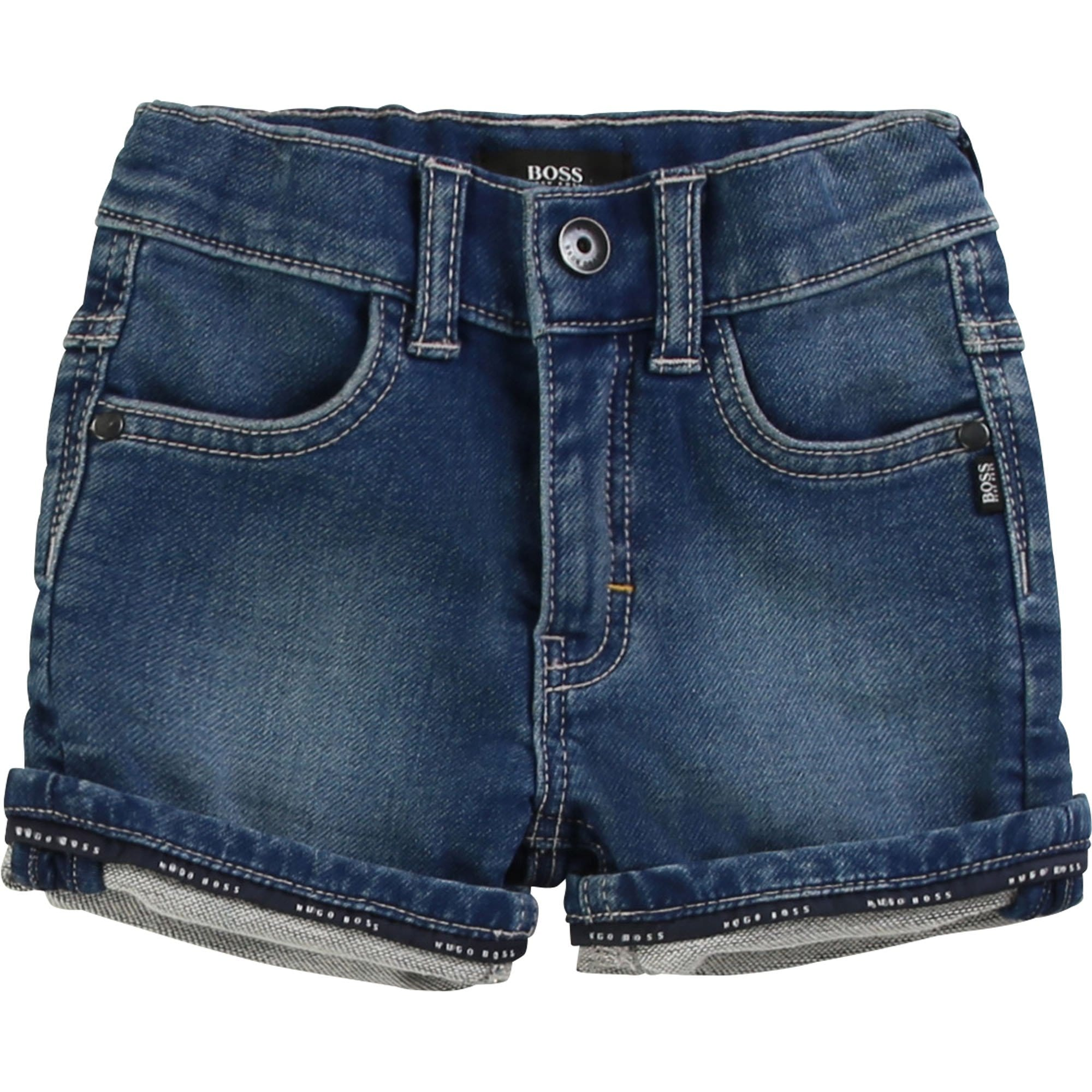 Hugo Boss Denim Bermuda Shorts J04373/Z07