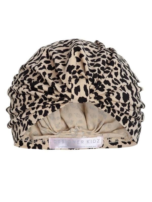 Annie Animal Print Head Wrap