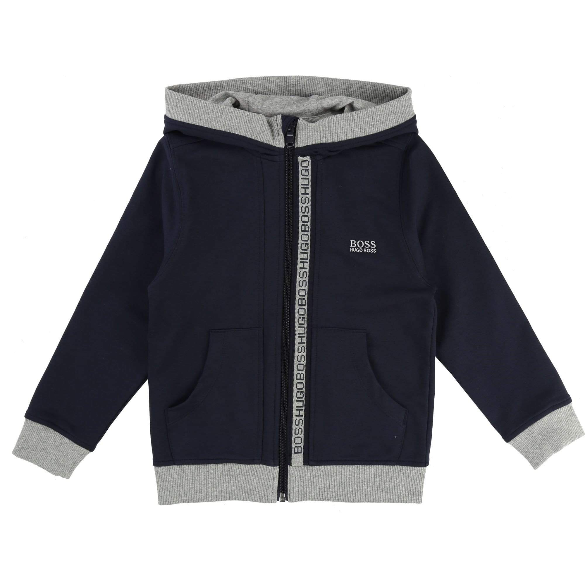 Hugo Boss Track Jacket Navy (4715551195267)
