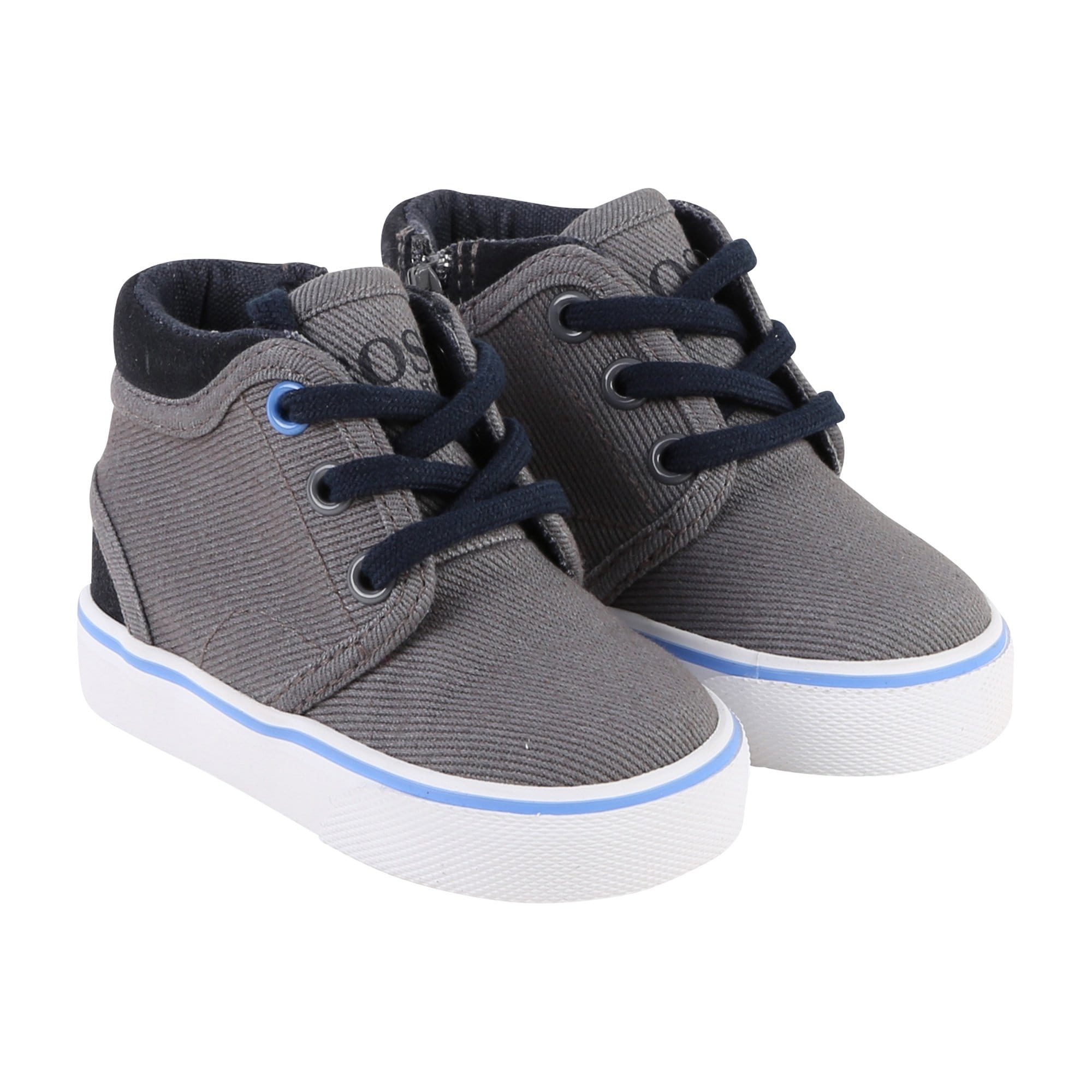 Hugo Boss Titanium High Tops Younger Boys (4703549292675)
