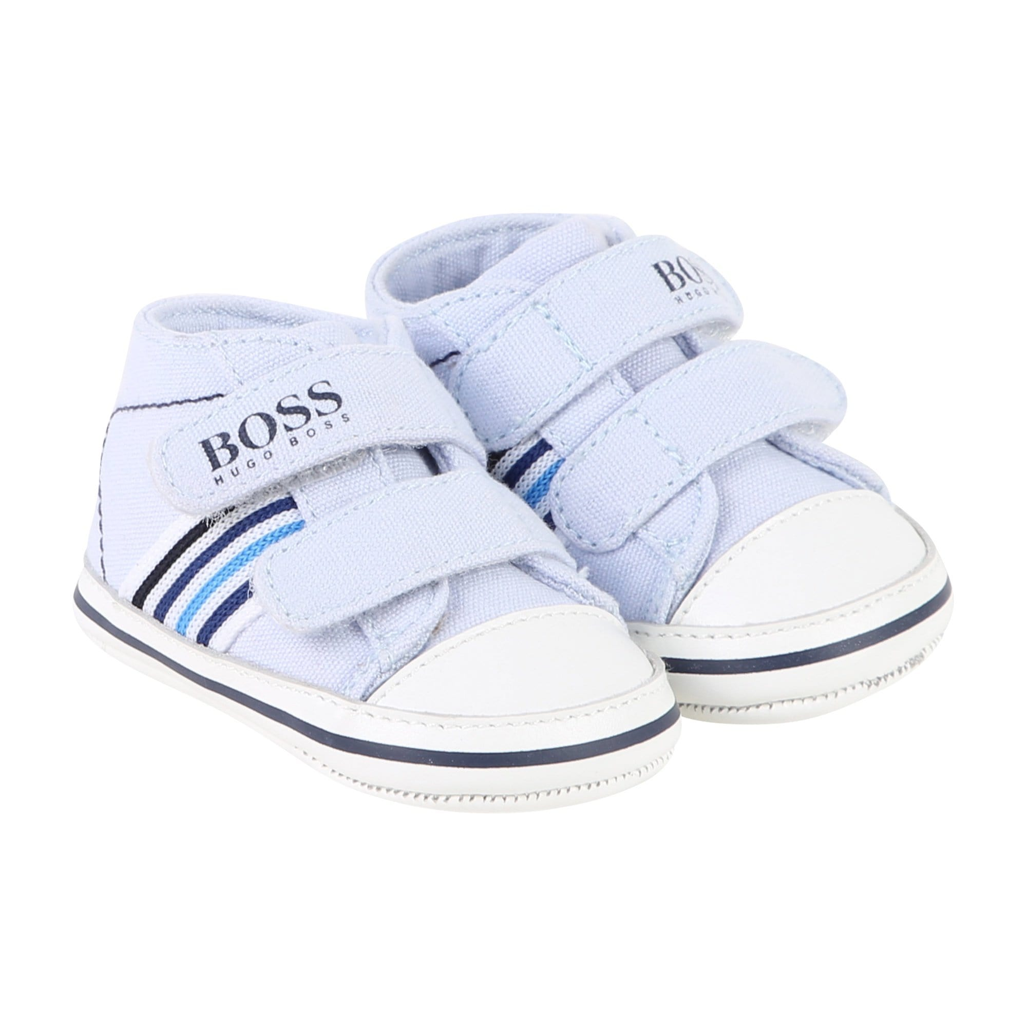 Hugo Boss Baby High Tops Light Blue J99058/771