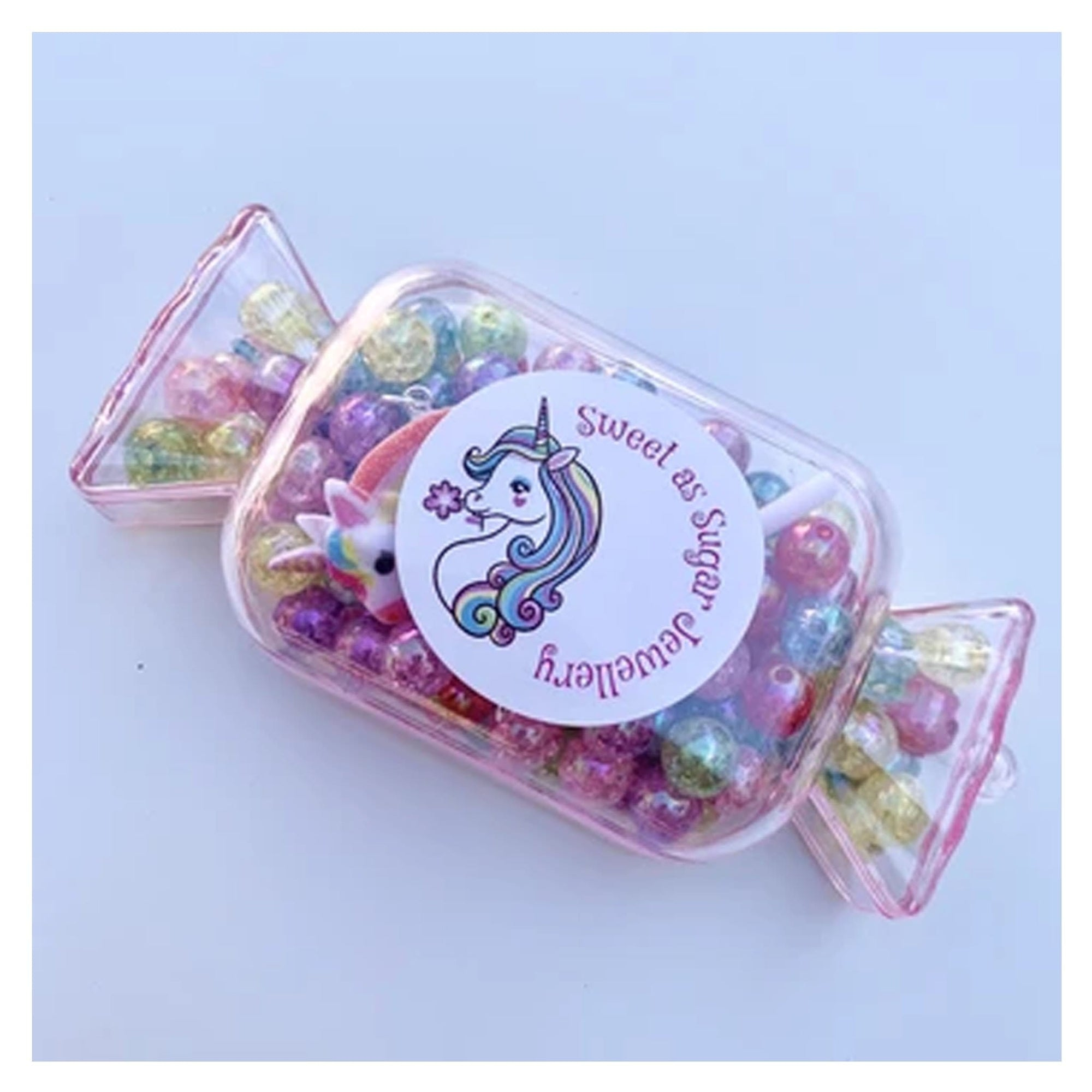 Sweet as Sugar Jewellery Candy DIY Bead Kit