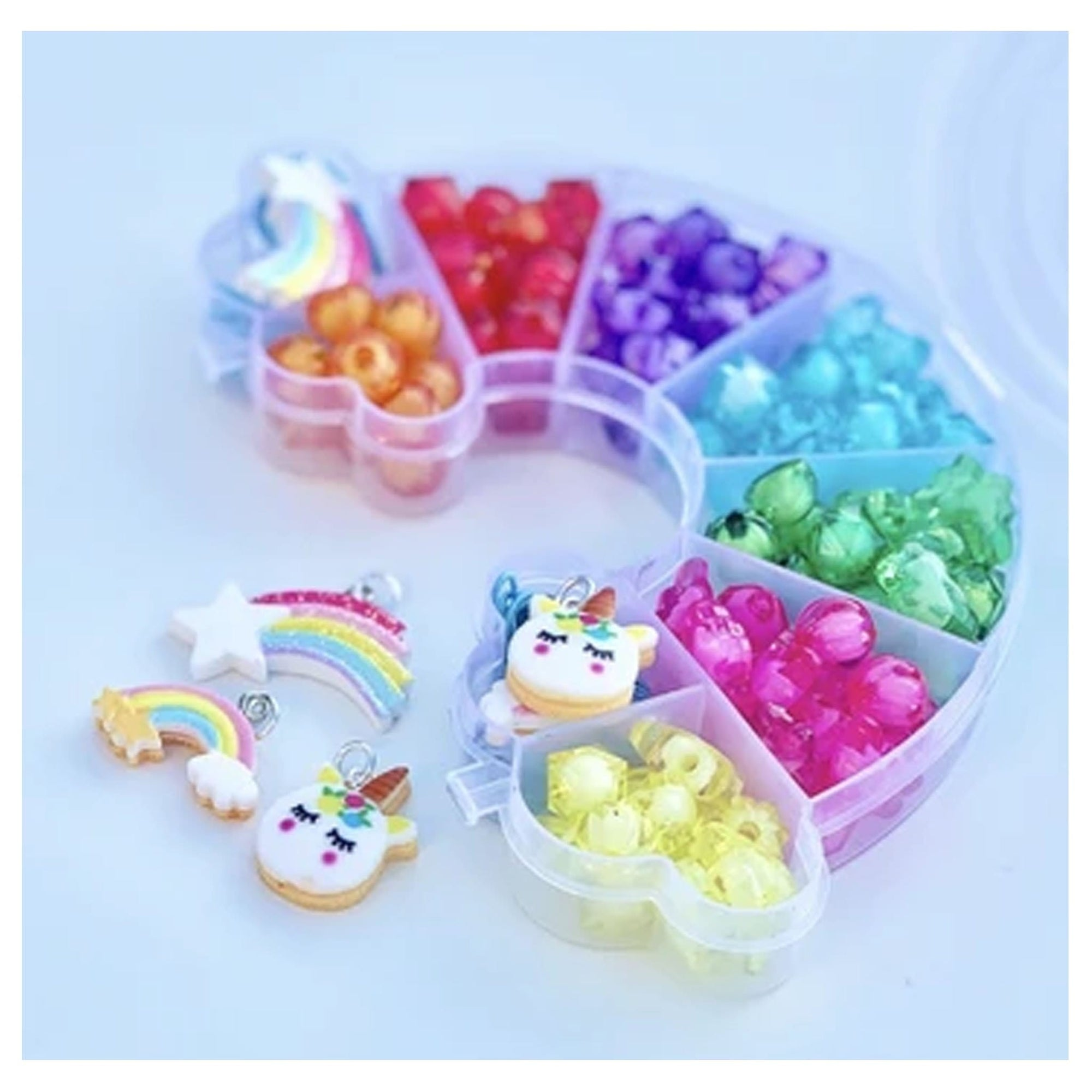 Sweet as Sugar Jellewery Rainbow DIY Bead Kit
