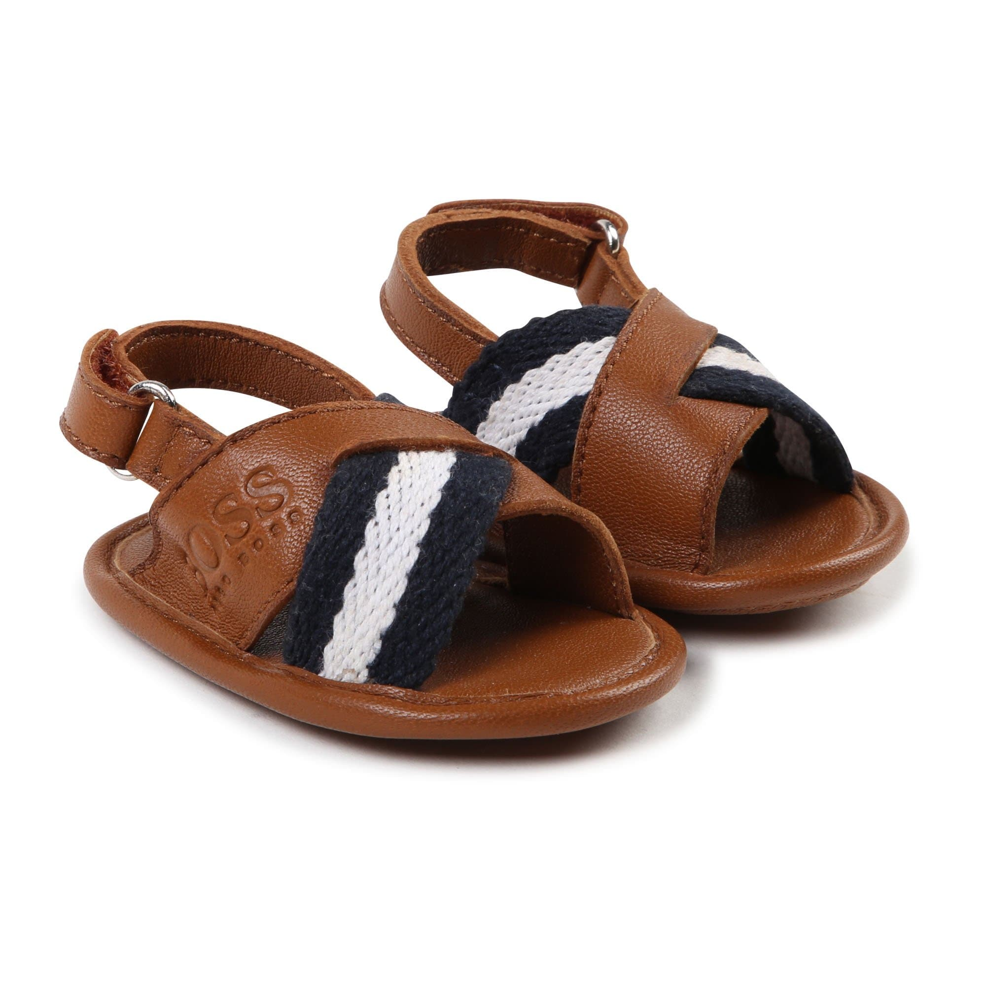 Hugo Boss Baby Boys Sandals (4703480512643)