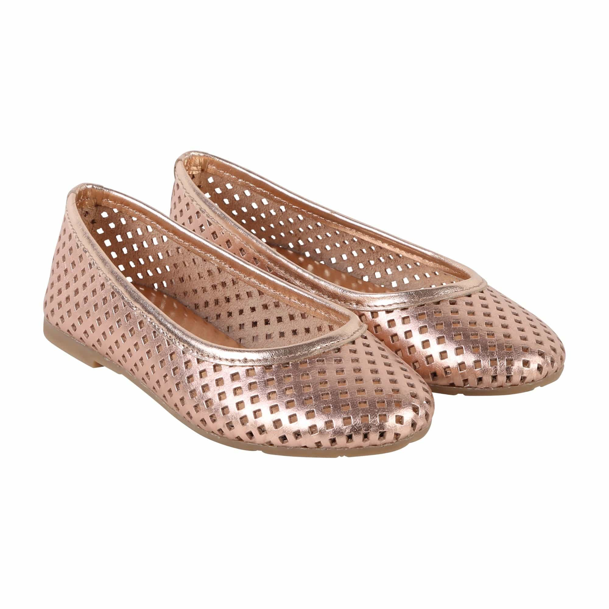 Carrement Beau Ballerina Flats Copper Y19030/Z95