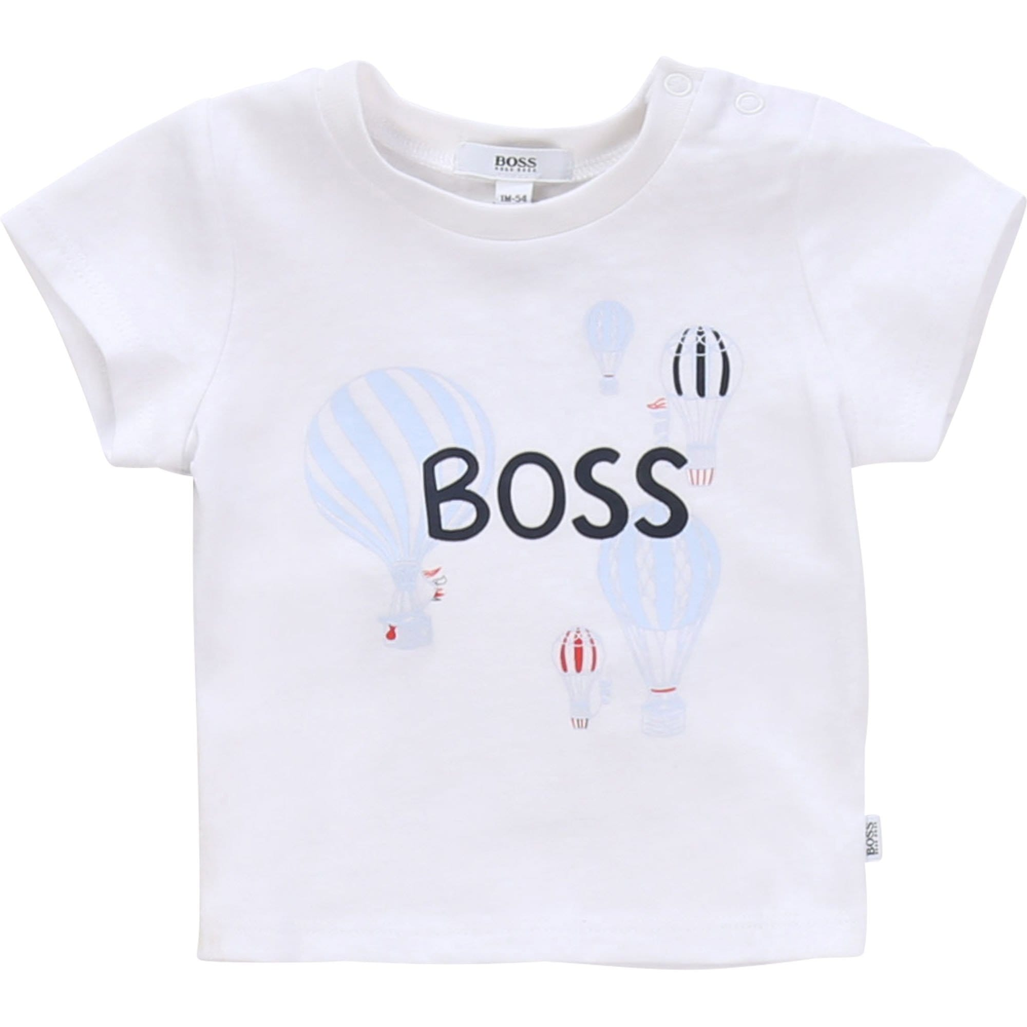 Hugo Boss Short Sleeve T-Shirt J95283/10B