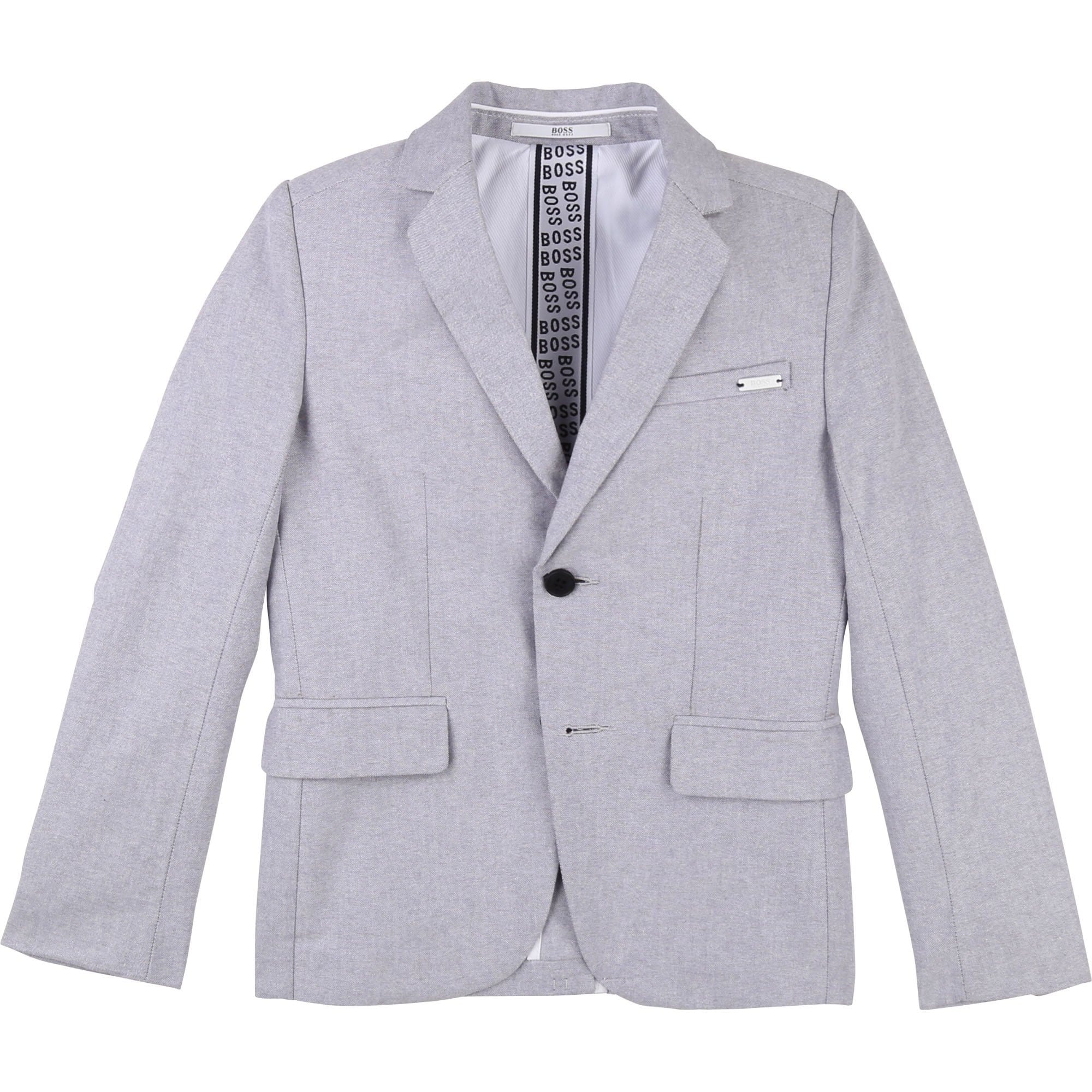 Hugo Boss Pale Blue Suit J26396/Z400