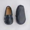 Little Entourage Domenic Leather Loafer Navy (4725157429379)