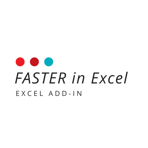 MS Excel Add-In: FASTER in Excel