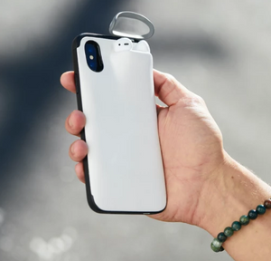 The Most Powerful iPhone Companion Power1- iPhone case Power bank & Earphone 3 in 1
