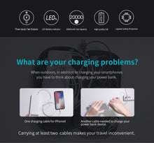 Load image into Gallery viewer, 20000mAh LT20 Dual USB power bank
