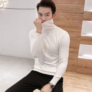 New Men's Turtleneck Sweaters