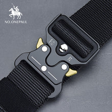 Load image into Gallery viewer, High quality Nylon Tactical belt/men's training belt