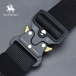High quality Nylon Tactical belt/men's training belt