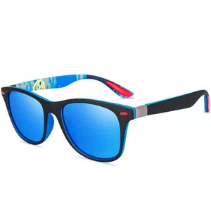 Classic Polarized Sunglasses Square Frame Sun Glasses UV400