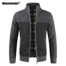 Load image into Gallery viewer, Mountainskin Men's Sweaters Warm Knitted Sweater Jackets