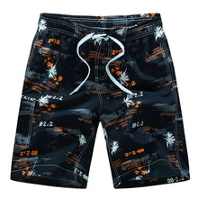 Load image into Gallery viewer, Summer Swimming Trunks Print Boxer Shorts