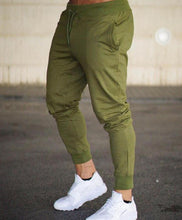 Load image into Gallery viewer, New Men Sport Cotton Joggers