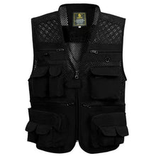 Load image into Gallery viewer, Unloading Men's Vest Tactical Coat