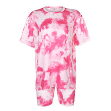 Load image into Gallery viewer, Women's Tie-dye T-Shirt
