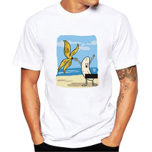 Load image into Gallery viewer, Men's Banana Design T-shirt