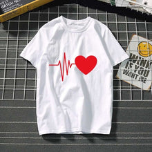 Load image into Gallery viewer, Women's Love T-shirts