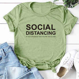 Social Distancing Women's t-shirt