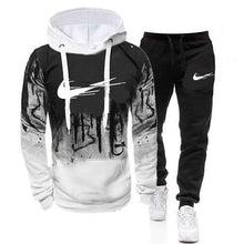 Load image into Gallery viewer, new Autumn and winter Men's Sets hoodies+Pants Harajuku Sport Suits Casual Sweatshirts Tracksuit 2020 new Brand Sportswear