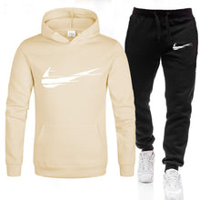 Load image into Gallery viewer, New Men's Sets hoodies+Pants track set