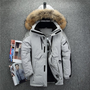 -50 Degree Cold Resistant Winter Jacket