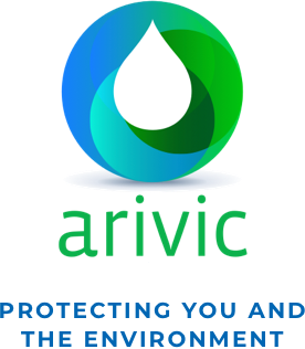 Logo footer Arivic