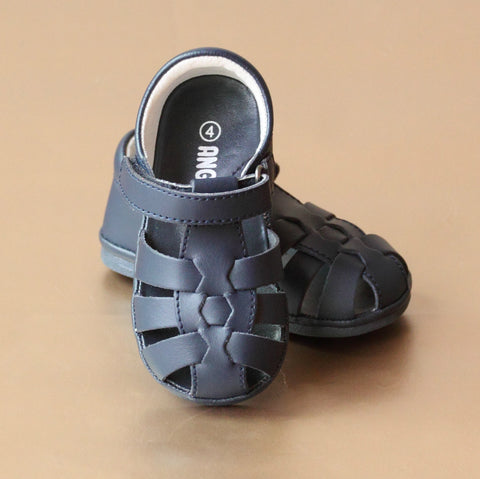 Angel Baby Boys Fisherman Sandal