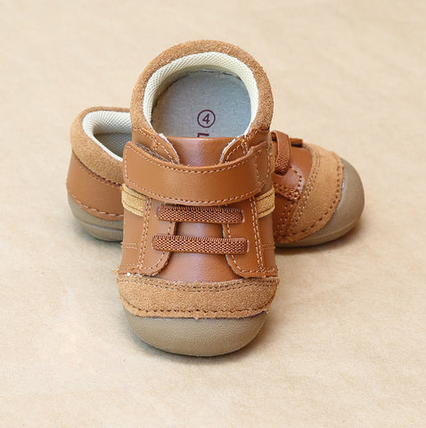 FINAL SALE - L'Amour Boys Olsen Early Walker Sneaker