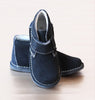 L'Amour Boys Black Ankle Desert Boots